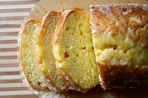 Very Very Orange Pound Cake, with Orange Glaze – A Cup of Sugar ...