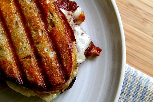 Chicken Bacon Ranch Grilled Cheese Sandwich – A Cup of Sugar … A ...