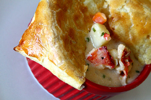 Lobster Pot Pie Every